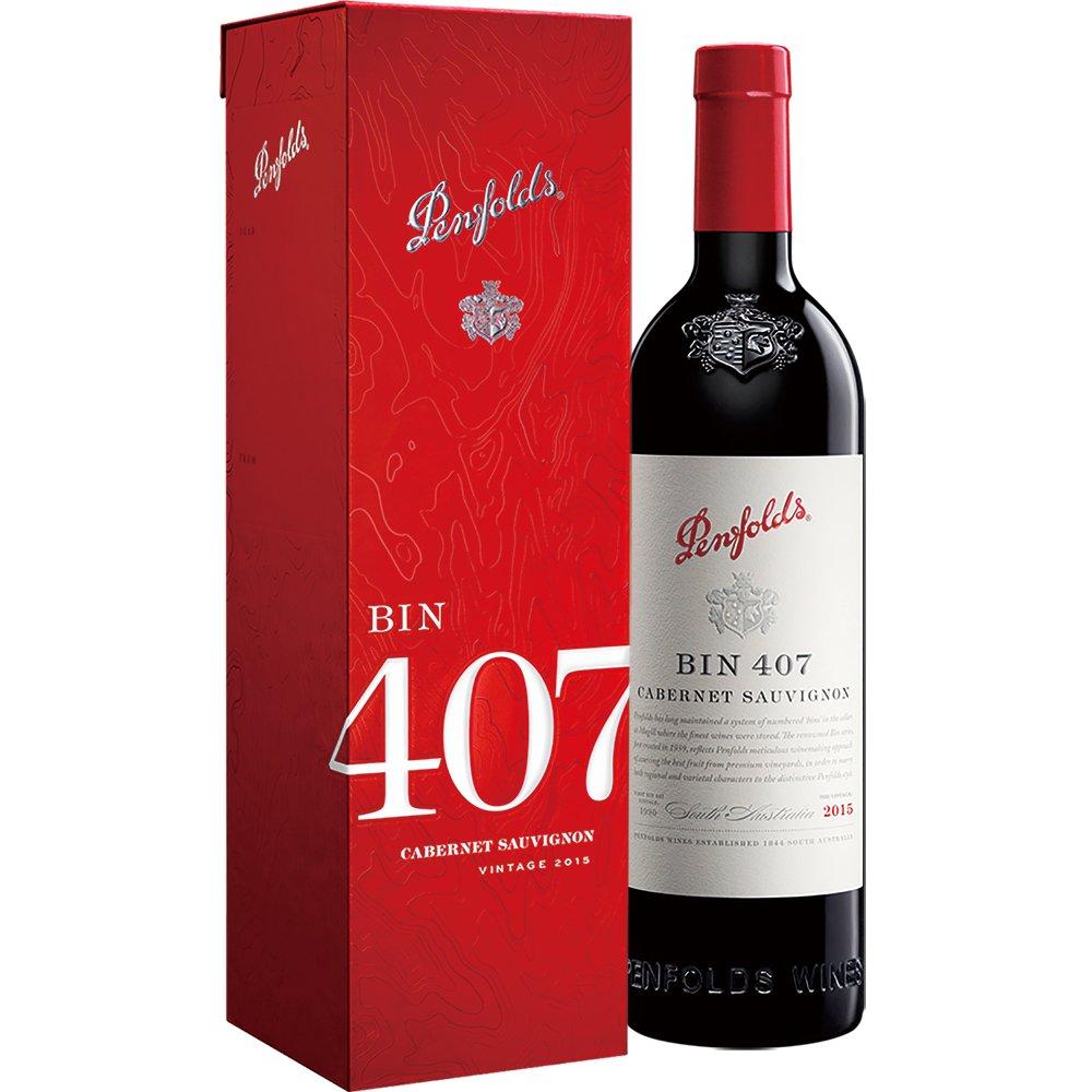 【オーストラリア最高峰ワイナリー】ペンフォールズ ビン407カベルネソーヴィニヨン 750ml ボックス入り 赤 フルボディ B07CKW6YW6