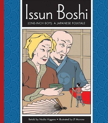 Issun Boshi: One-Inch Boy: A Japanese Folktale (Folktales from Around the World) PDF ePub fb2 ebook