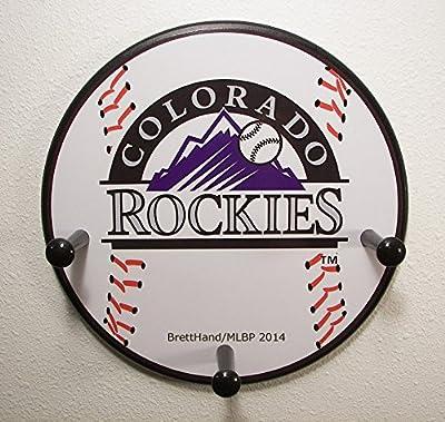 Colorado Rockies Hat Coat Shirt Jersey Rack