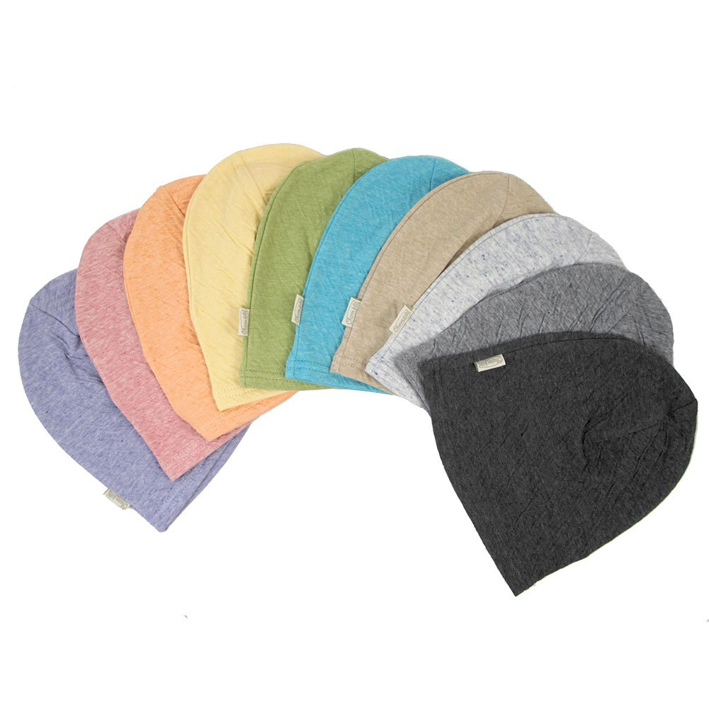 Casualbox Charm Baby Hat Beanie 100/% Organic Cotton Summer Winter Cap Made in Japan Soft Kids