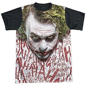 Trevco Men's Batman Dark Knight Sublimated T-Shirt at Gotham City Store