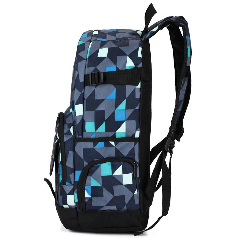 Ricky-H Lifestyle Travel Bag for Men /& Women Lightweight College Back Pack with Laptop Compartment School Backpack