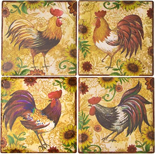 Four Rooster - 2