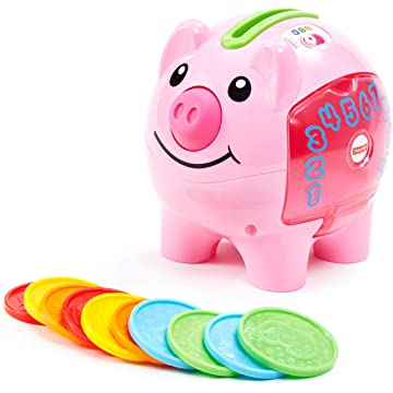 Fisher-Price Laugh & Learn Piggy Bank