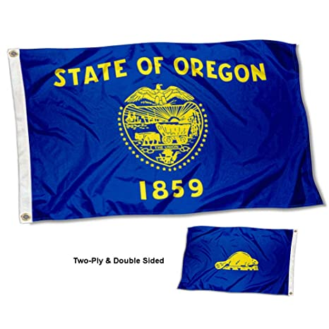 Amazon com: Sports Flags Pennants Company State of Oregon