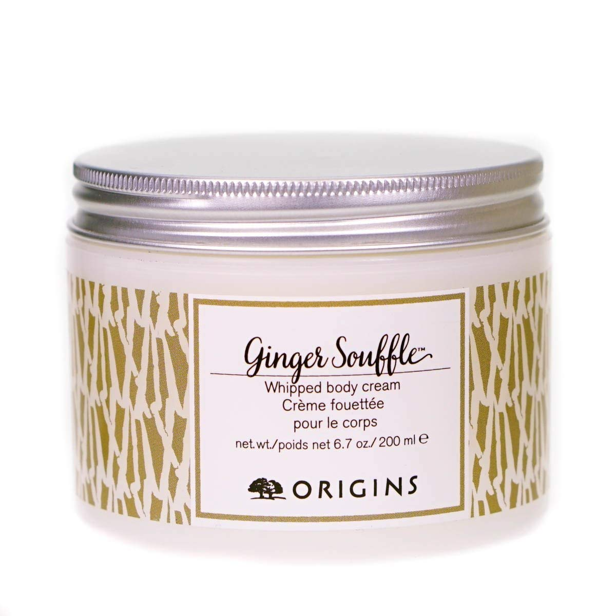 Origins Ginger Souffle and Trade Whipped Body Cream, 6.7 Ounces