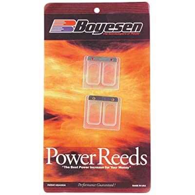 Boyesen 674 Power Reed: Automotive