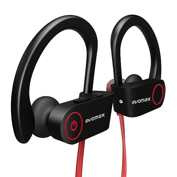 Amazon Com Evomax Bluetooth Headphones For Samsung Galaxy Note 9