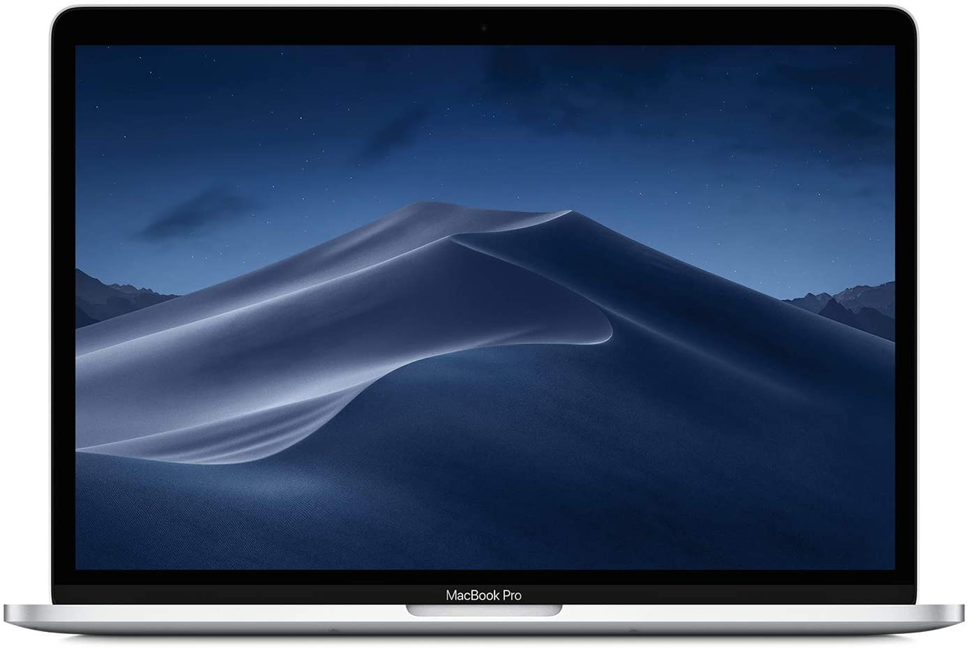 Apple 13.3 inches MacBook Pro Touch Bar, 2.4 GHz Intel Core i5 Quad-Core, 8GB RAM, 256GB SSD - Silver (Renewed)