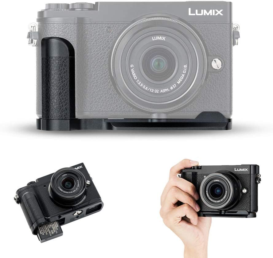 Camera Handle For Panasonic Lumix Gx80 Gx9 Dmc Gx80 Elektronik