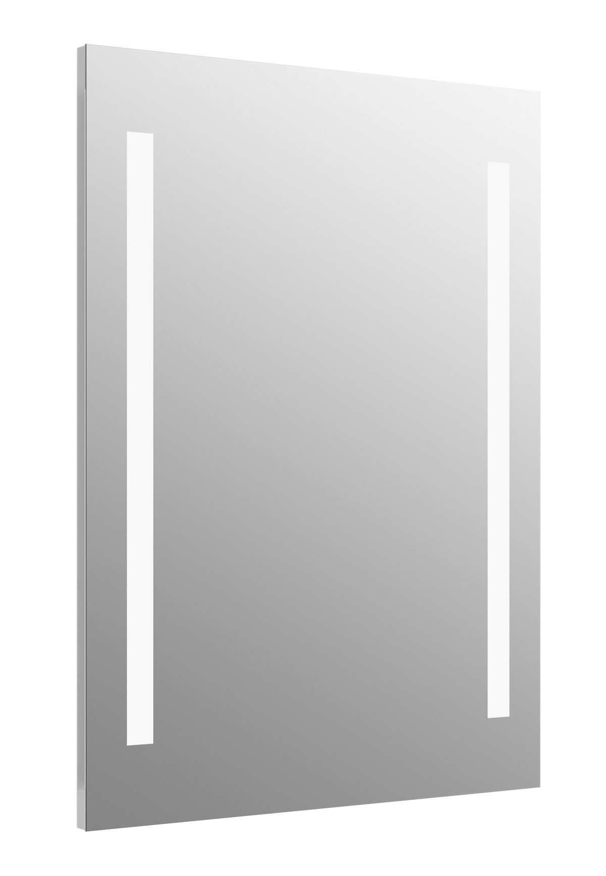 KOHLER 99571-TL-NA Verdera Lighted Mirror, Aluminum, 24''x33''