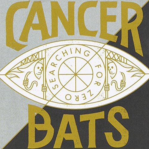 CD : Cancer Bats - Searching for Zero (CD)