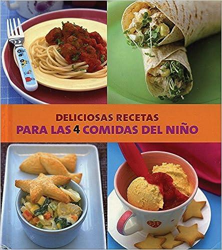 Libro de recetas para niños