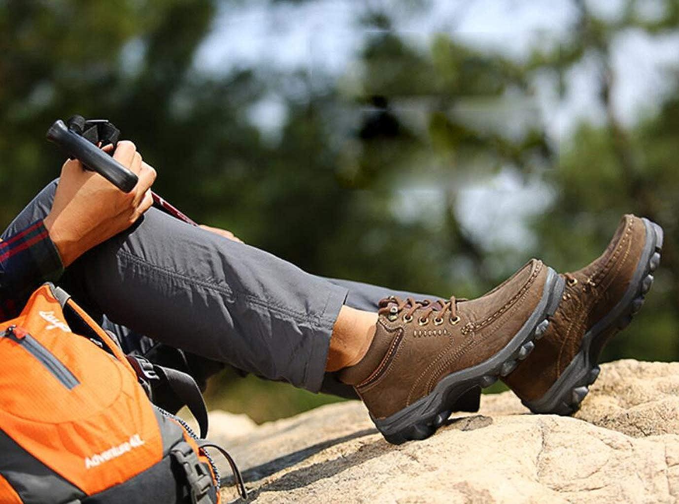 JBHURF Wasserdichte Trekking-Wanderschuhe für Herren im Freien, leichte und und und Rutschfeste Outdoor-Sportschuhe 404f5e