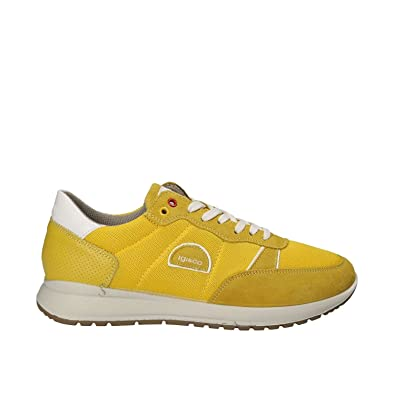 1120333 Turnschuhe Man Gelb 42 Igi & Co Online-Shopping Hohe Qualität YZX9ldU