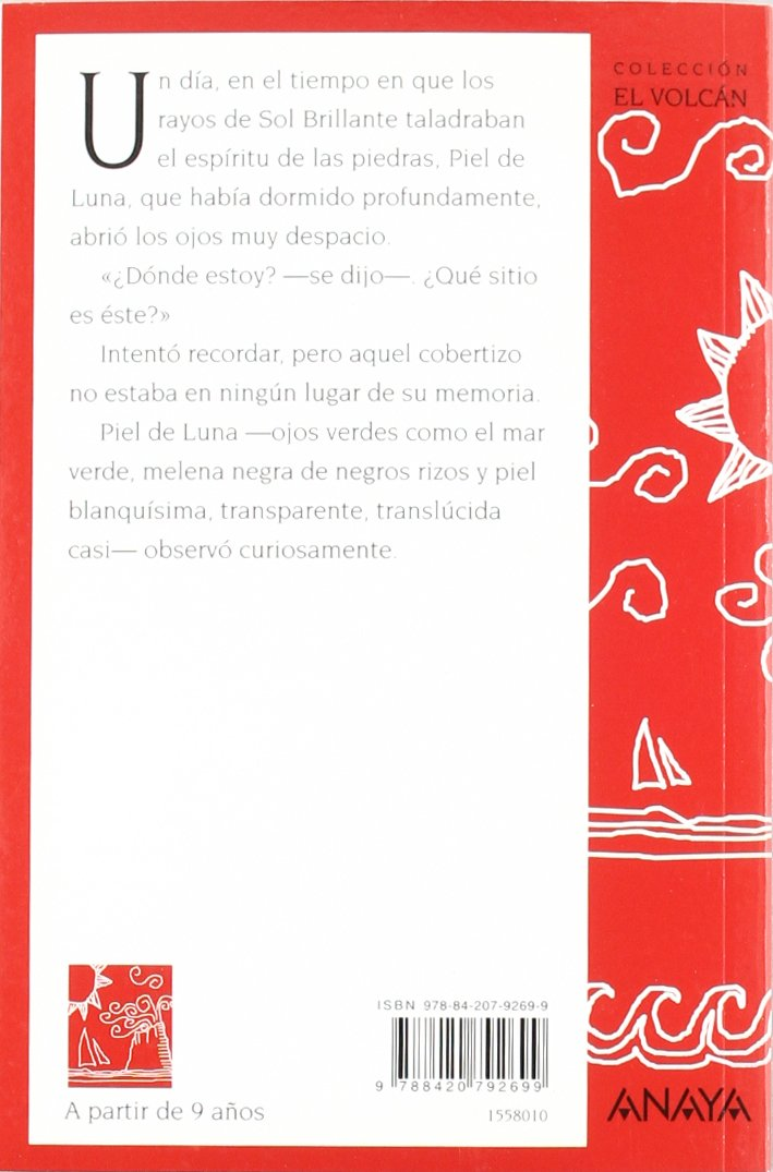 Amazon.com: Piel de Luna/ Moon Skin (Spanish Edition) (9788420792699): Isabel Medina, Fatima Garcia: Books