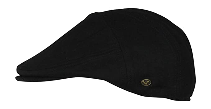 3aabc623a54 Medium Black Wool Winter Ivy Cabbie Hat w   Earflaps – Driving Hat ...
