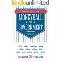 MONEYBALL FOR GOVERNMENT, SECOND EDITION (English Edition)