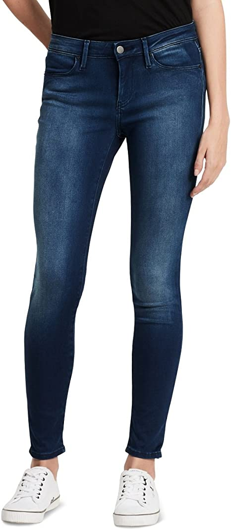 Calvin Klein Jeans Women S Skinny Fit Legging Mid Used Blue 26 Amazon Ca Clothing Accessories