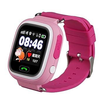 Rastreador de GPS reloj inteligente para niños Childrens ...