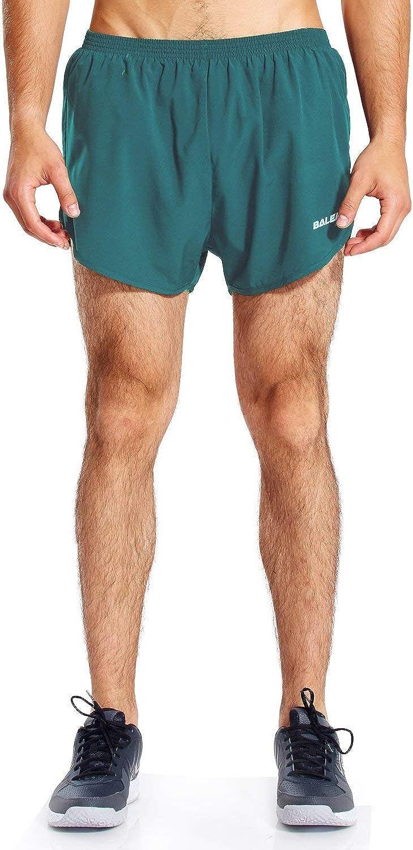 Baleaf Mens 3 Running Shorts Quick Dry Gym Athletic Shorts