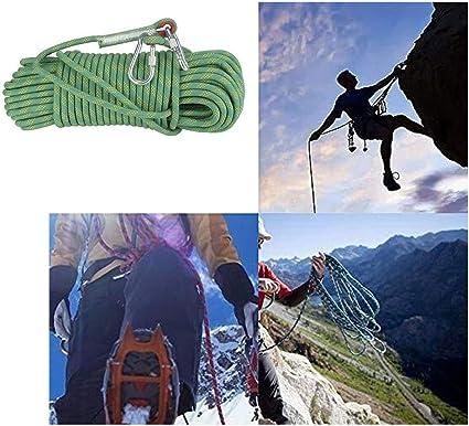 Alpinismo Cuerda De Aventura ,Cuerda Escalada Al Aire Libre ...