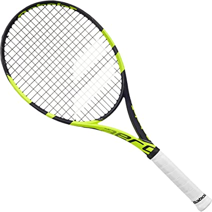 Buy Babolat Pure Aero Team Tennis Racquet Online at Low Prices in India -  Amazon.in bb8480bd4e942