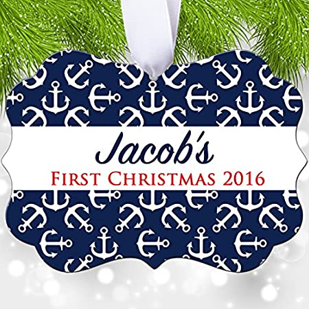 61303OYeVnL._SS450_ Anchor Christmas Ornaments
