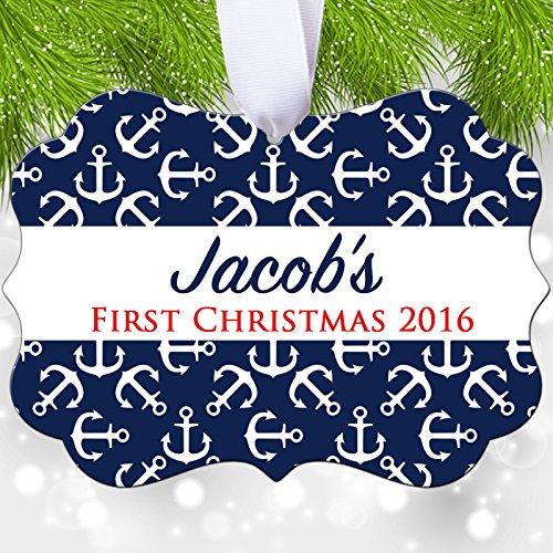 61303OYeVnL Amazing Anchor Christmas Ornaments