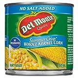 Best Corns - Del Monte No Salt Added Summer Crisp Whole Review