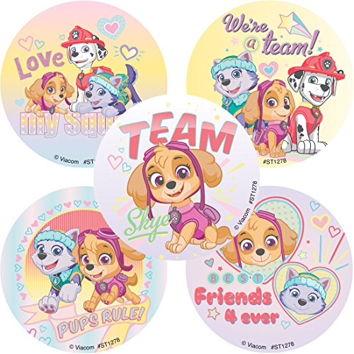 PAW Patrol: Skye Stickers - Prizes and Giveaways - 100 per