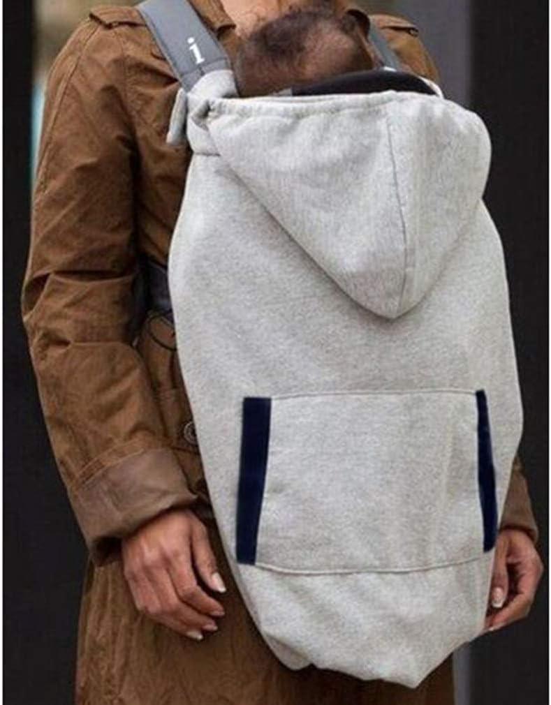 Manteau de B/éb/é et Coupe-Vent Cape Blanket Porte-B/éb/é Echarpe Baby Wrap Transporteur Enfant Housse de Capuche Manteaude protection B/éb/é Couverture Ext/érieur en Toute Saison