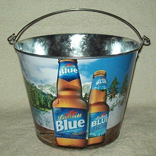Labatt Blue Labatt Light Beer Ice Bucket