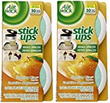 Airwick Stick-Ups Disc Air Freshener (Pack of 2) by Air Wick