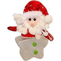 JUNGEN® Tarro de Caramelo de Navidad Caja del