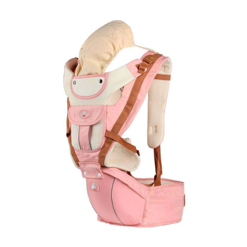 Freedom Baby Sling Multifunktional Vierjahreszeiten Universal Ergonomische Babytrage Sommer/Multifunktional / Atmungsaktive/Rutschfest Einstellbare
