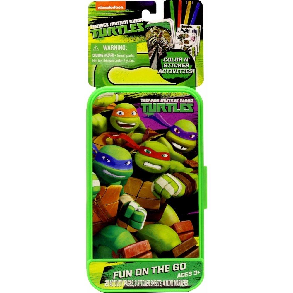 Amazon.com: Teenage Mutant Ninja Turtles Fun on the Go: Home ...