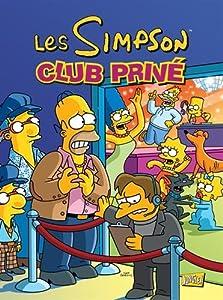 """Afficher """"Les Simpson n° 29 Club privé"""""""