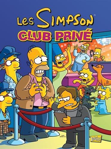 Les Simpson n° 29 Club privé