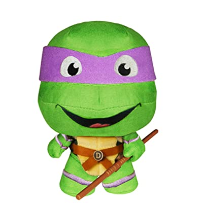 Funko Fabrikations: Teenage Mutant Ninja Turtles Donatello Action Figure: Funko Fabrikations:: Toys & Games