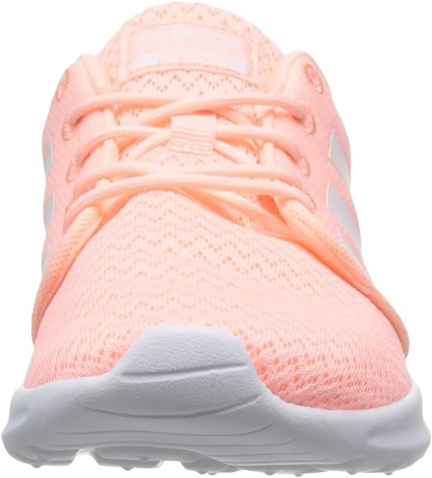 adidas Damen Cloudfoam Qt Racer Sneakers, Bianco, 4.5 EU