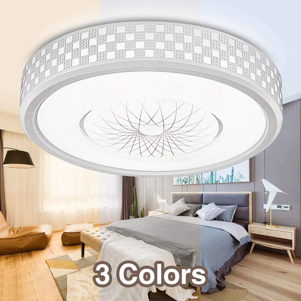 Flush-Mount-Ceiling-Light