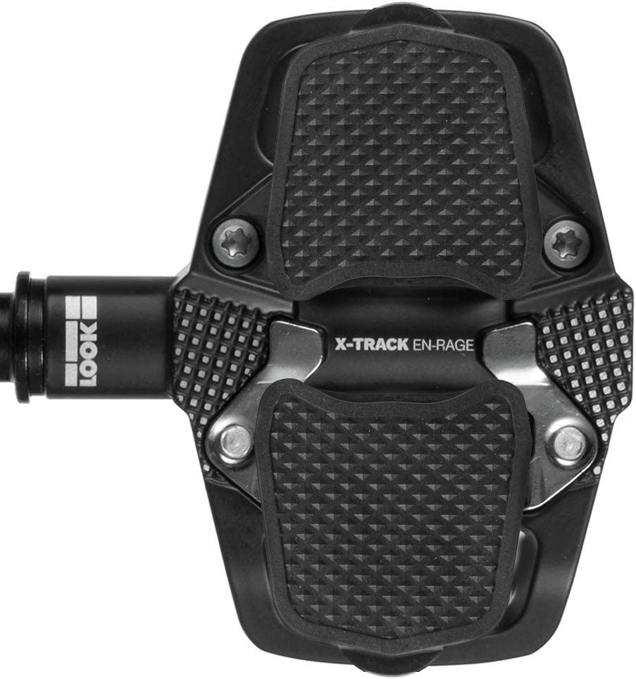 Clipless Pedals Road Bike Pedals – Look Keo Classic 3 Black Fast Postage