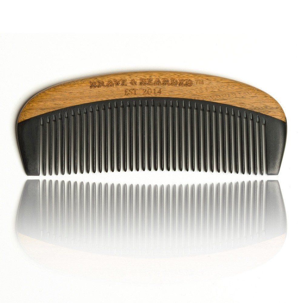 Brave & Bearded Bakelite Comb Brave & Bearded ®