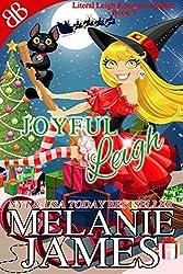 Joyful Leigh (Literal Leigh Romance Diaries Book 5)