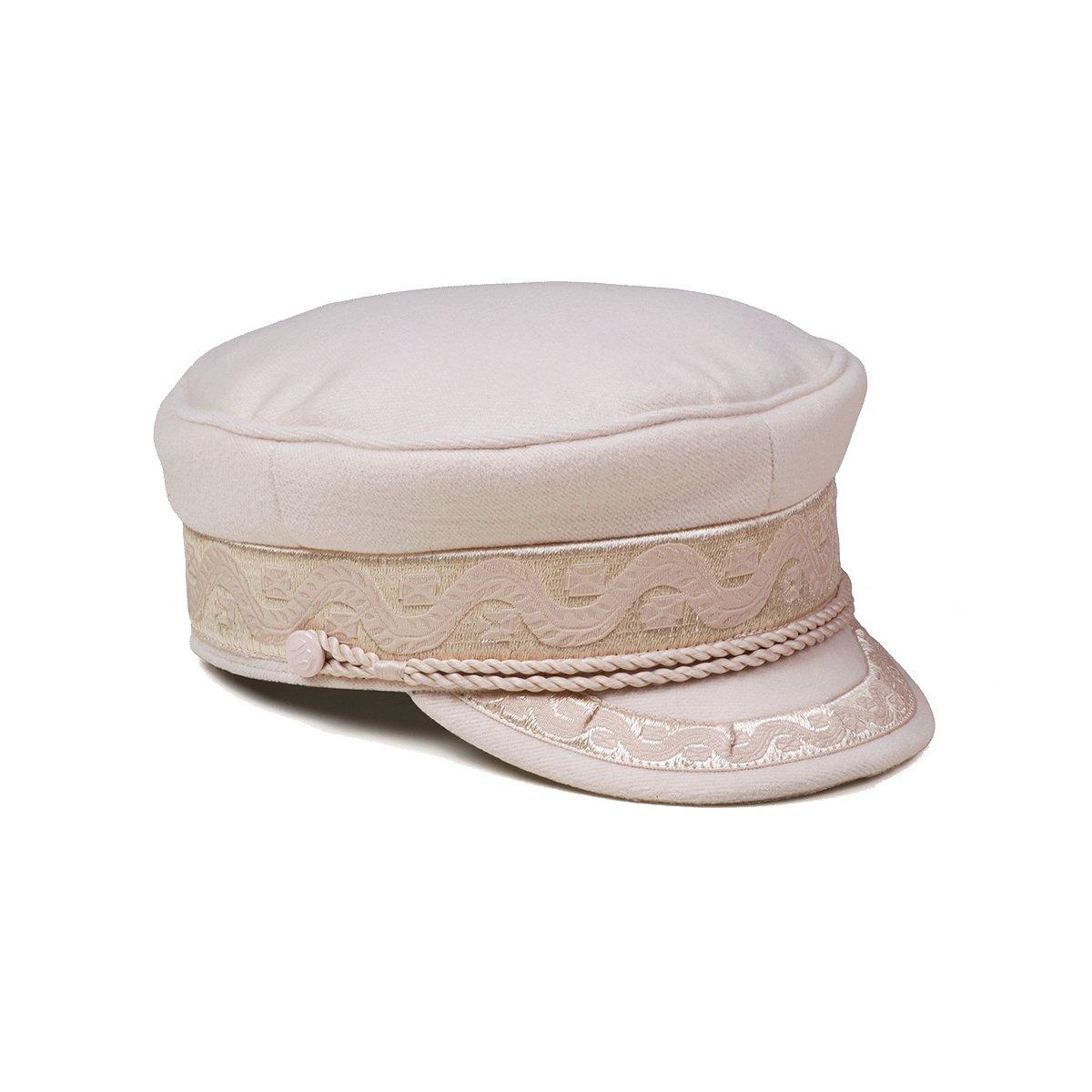 Lack of Color Women's Riviera Cap (Pastel Pink, MD (57cm))