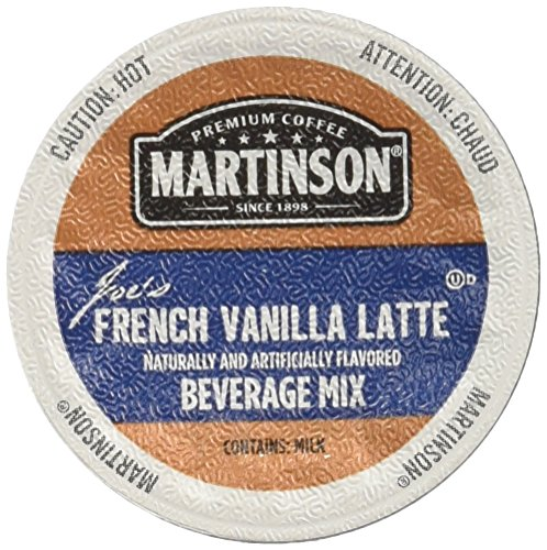 French Vanilla Latte - 4