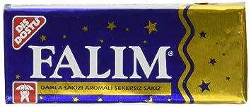 Sugarless Plain Gum - 5-Pack