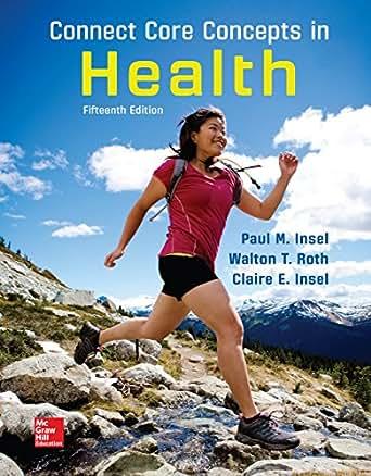 connect core concepts in health pdf
