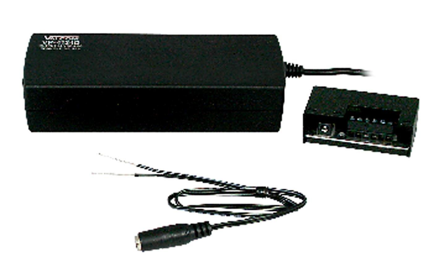 VALCOM VC-VP-4124D Wall, Rack or Wall Mnt 4 amp Power Suppl White Box by Valcom